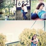 Verliebt in Köln // Paarfotoshooting auf den Poller Wiesen