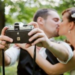 After-Wedding-Shooting im Wald