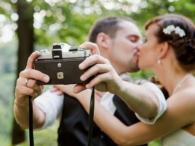 After-Wedding-Shooting im Wald