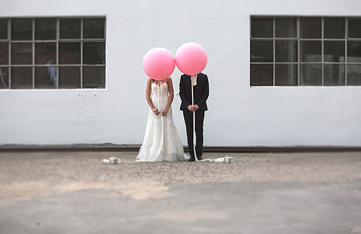 brautpaar_luftballons