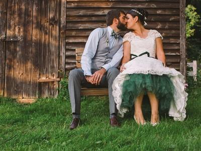 Sabine & Tom // Hochzeitsreportage in Höxter
