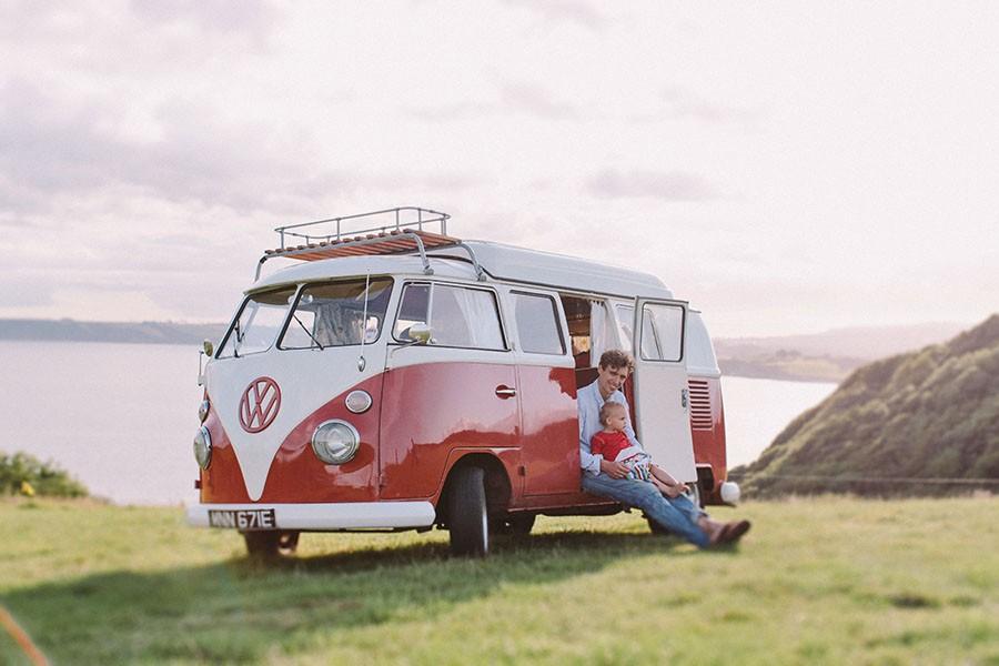 Cornwall Rundreise Im Vw Bus Reisefotografie Nancy Ebert