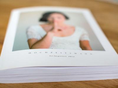 Buchveröffentlichung // Hochzeitswahn - Sei inspiriert 2013