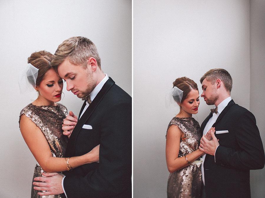 black_gold_wedding