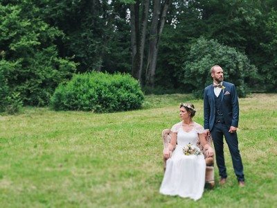 Andrea & Hannes // Hochzeitsreportage in Bayern