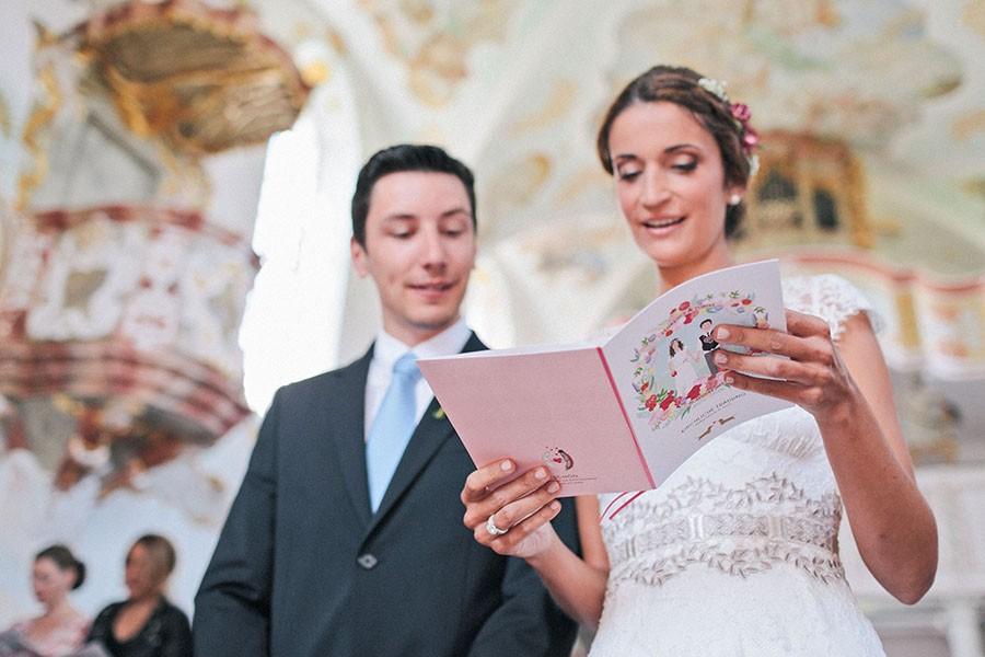 Bunte Hochzeit | Knaller-Hochzeit in Bayern | NANCY EBERT