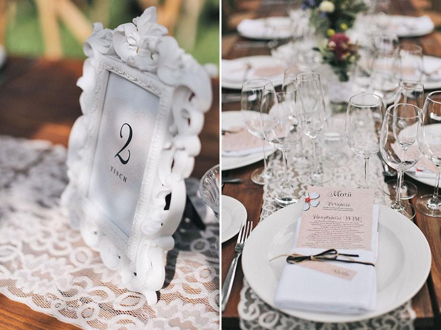 Tischdeko Hochzeit Mallorc Nancy Ebert