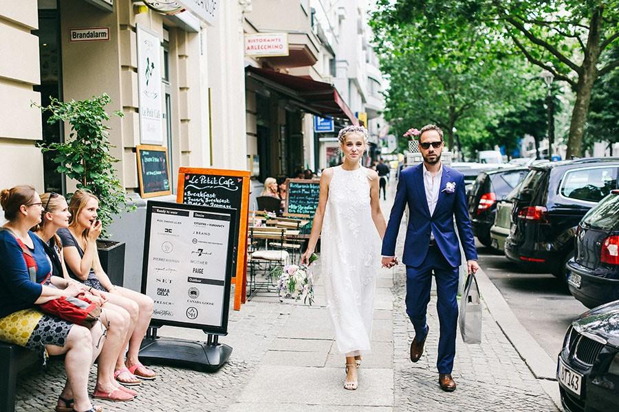 Standesamtliche Hochzeit Inspiration Berlin Nancy Ebert