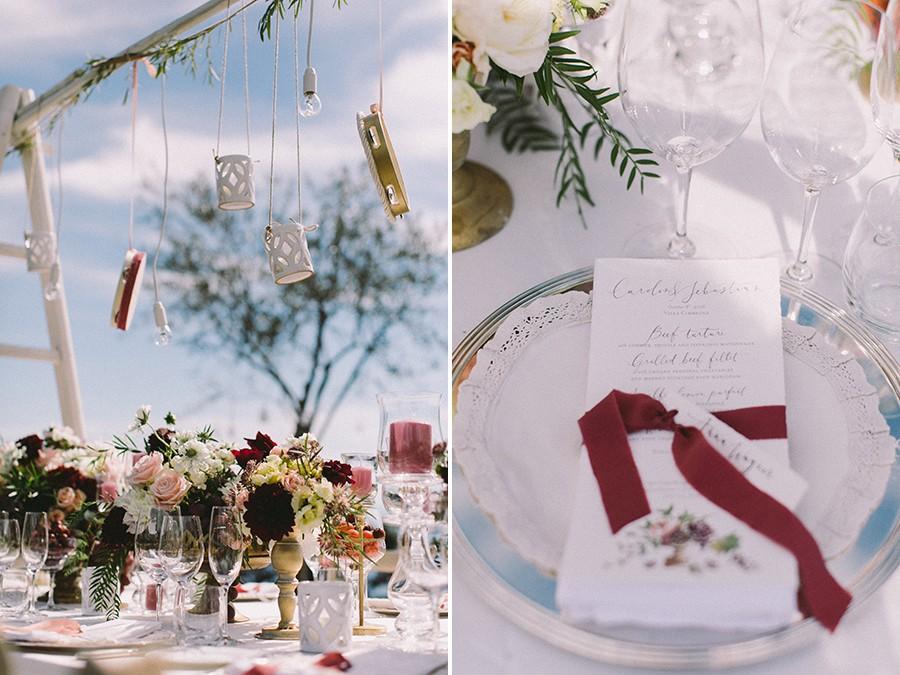Hochzeit Tischdeko Italien 01 Nancy Ebert